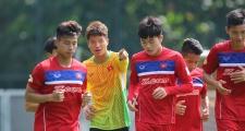 Điểm tin bóng đá Việt Nam sáng 30/08: ĐTQG Việt Nam có buổi tập đầu tiên