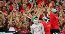 U16 Việt Nam vs U16 Indonesia xem chừng Holligan nước chủ nhà