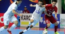 Video Thái Sơn Nam 'nghẹt thở' đánh bại nhà ĐKVĐ futsal Nhật Bản