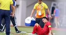 Nước mắt Văn Quyết và sự tiếc nuối của U23 Việt Nam ở ASIAD 2018