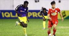 TRỰC TIẾP HAGL 3-5 Hà Nội FC (KT): Công Phượng 'nổ súng', HAGL vẫn thua cách biệt