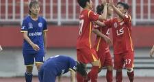 Vòng 12 giải VĐQG nữ 2018: Hà Nội, TP.HCM I đại thắng