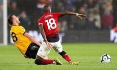 5 'tội đồ' của Man Utd trước Wolves: Fred vẫn là Fred, Young chỉ còn quá khứ