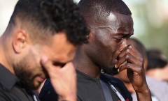 Nước mắt bao phủ tại buổi tang lễ của Josef Sural