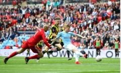 Khó tin! Man City vô địch FA Cup với kỉ lục bàn thắng không tưởng