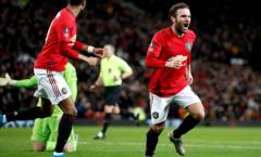 Phản công thần tốc, Mata hóa người hùng đưa Man United vào vòng 4 FA Cup