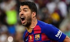 XONG! Luis Suarez xác nhận chấn thương, rõ thời gian tái xuất