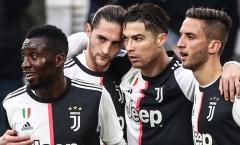 'Juventus không thích trở thành nhà vô địch theo cách như thế'