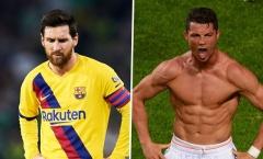 Jurgen Klopp: 'Tôi thích Messi hơn Ronaldo'