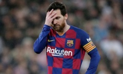 Phản bác HLV Quique Setien, Messi nói thẳng cơ hội của Barcelona tại C1