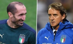 Quật ngã Hà Lan, Mancini khẳng định chắc nịch về 'trung vệ thép'