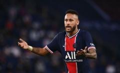 Sao Marseille khẳng định Neymar vu khống mình