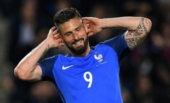 Góc Pháp: Sức ép dành cho Giroud