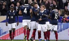 Pháp và những ứng viên vô địch EURO 2016