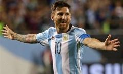 Messi không dám cạo râu vì sợ bị giết
