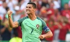 Cristiano Ronaldo: Anh lại làm chúng tôi bất ngờ