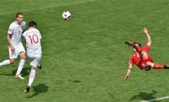 Góc EURO: Điểm nhấn Shaqiri, Bồ Đào Nha thật khó lường