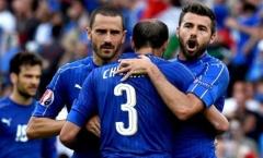 Góc Italia: Hoài nghi, hoài nghi, còn ai hoài nghi Azzurri