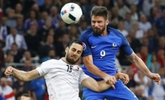 Giroud: 'Kép phụ' đáng sợ của người Pháp