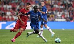 2 cầu thủ Chelsea được khen ngợi sau trận thua Liverpool