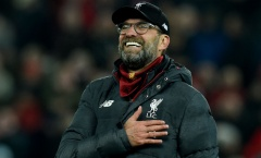 Klopp gieo rắc 'ảo mộng' cho đối thủ tại Premier League