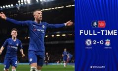 Đại thắng FA Cup, tại sao CĐV Chelsea vẫn 'khóc thét'?