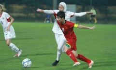Vòng loại thứ 2 Olympic 2020: Việt Nam tái ngộ Jordan