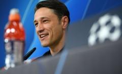 Niko Kovac khen ngợi học trò vì... ăn vạ