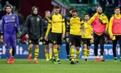 Đội nhà hòa như thua, sếp lớn Dortmund nói gì?