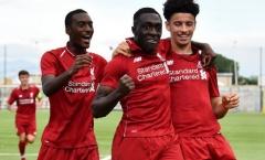 Xúc động: Lá thư chia tay của cầu thủ chạy cánh Liverpool