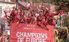 10 thống kế thú vị của Liverpool sau trận chung kết Champions League