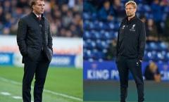 Rodgers và Klopp: Khác biệt đến từ niềm tin