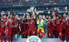 Huyền thoại gay gắt: 'Tôi lấy làm kinh ngạc về Liverpool'
