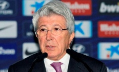Vừa bốc thăm, 'sếp lớn' Atletico đã dằn mặt: 'Chúng tôi có Oblak, Liverpool nên thấy chóng mặt'
