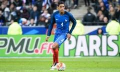 Đội tuyển Pháp và hàng thủ mỏng manh