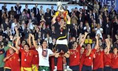 Lịch sử EURO: 2008 - La Roja ''vô đối''