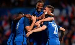Đội tuyển Pháp, nhà vô địch sinh ra từ nghịch cảnh
