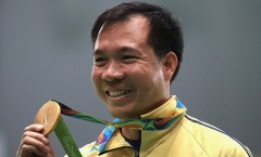 Hoàng Xuân Vinh, người thay đổi lịch sử thể thao Việt Nam