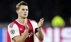 PSG sắp chốt 'deal', Real Madrid vẫn nhảy vào cuộc đua De Ligt trong phút cuối