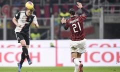 """""""De Ligt đã loại Ibrahimovic ra khỏi vòng bán kết"""""""