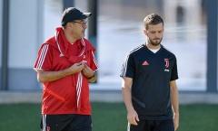 """Mục tiêu của Barca bị Sarri """"nhắc nhở"""" trước trận gặp AC Milan"""
