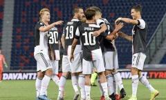 CHÍNH THỨC: Juventus nhận tin vui từ Dybala trước ngày trở lại Champions League