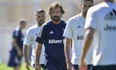 CHÍNH THỨC: Andrea Pirlo được công nhận là HLV tại Serie A