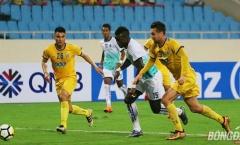 Tiến Dũng dự bị, FLC Thanh Hóa chính thức chia tay AFC Cup 2018