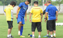 Điểm tin bóng đá Việt Nam sáng 01/08: Trọng Đại dính chấn thương