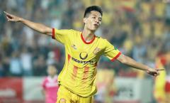 Tuyển thủ U23 Việt Nam tự tin vào khả năng trụ hạng của Nam Định