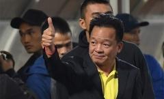 Điểm tin bóng đá Việt Nam tối 03/10: Bầu Hiển lên tiếng về việc tài trợ cho nhiều đội bóng
