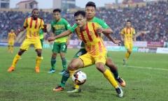 HLV Nguyễn Văn Sỹ: '80 -90% Nam Định sẽ thắng XSKT Cần Thơ'