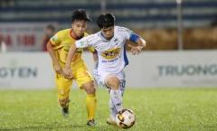 Điểm tin bóng đá Việt Nam tối 07/10: HAGL tạo điều kiện Công Phượng giành giải vua phá lưới
