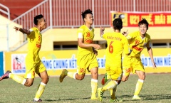 Cựu tuyển thủ U23 Việt Nam hóa 'người hùng' giúp Hà Nội lên ngôi vô địch